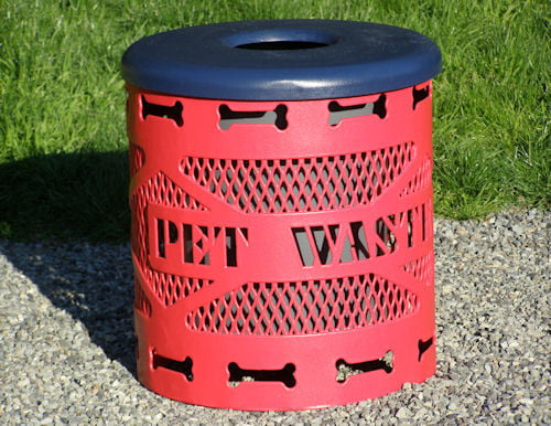 Pet Waste Receptacle