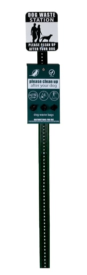 Mini Dog Waste Station - Roll Bag