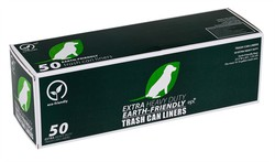 DOI Waste Can Liners - Case of 200