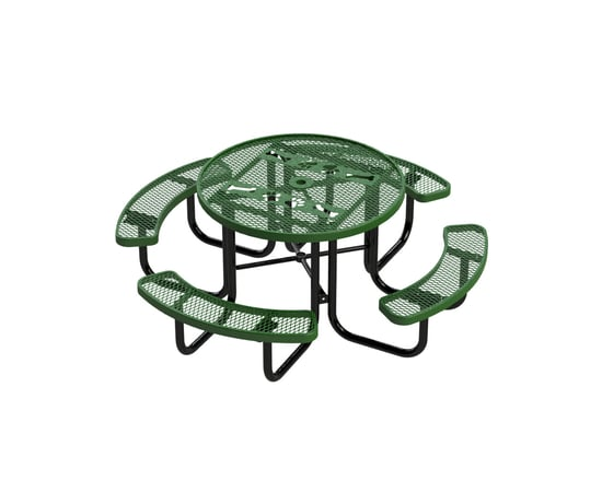 Top Dog Picnic Table