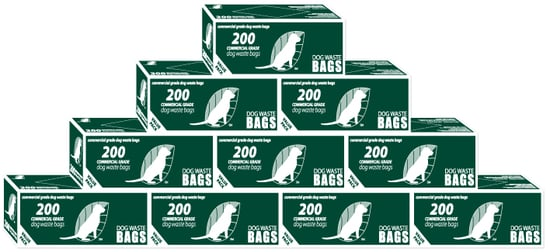 Roll Bags - Case of 2,000