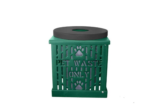Pet Waste Only Receptacle