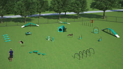 Dog Park Packages/Kits Complete System