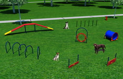 Dog Park Packages/Kits Gold Package