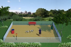 Dog Park Packages/Kits Absolute Basics Amenities Package